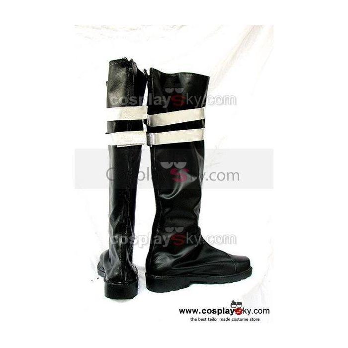 Dissidia 012 Duodecim Final Fantasy Sephiroth Cosplay Boots