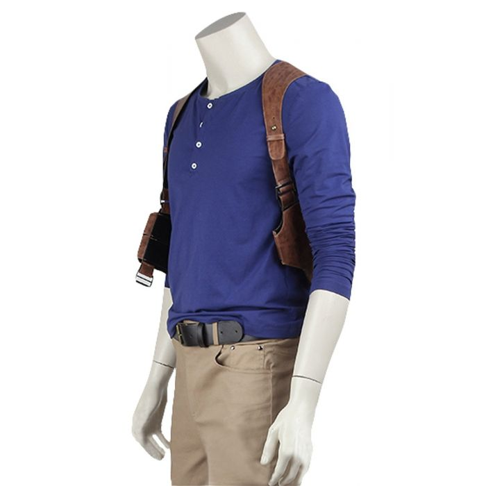 Uncharted 4 A Thief S End Nathan Drake Suit Cosplay Costume