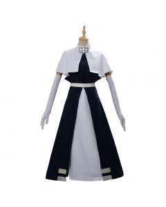 Fire Force Iris Nun Cosplay Costume