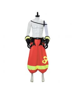 PROMARE Galo Thymos Cosplay Costume