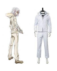 A Certain Magical Index Accelerator White Wing Costume Toaru Majutsu no Index Cosplay