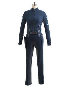 Agents of S.H.I.E.L.D. Deputy Director Maria Hill Uniform Costume Cosplay