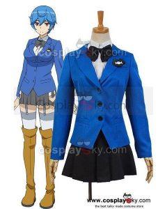 Ai Tenchi Muyo!Rui Aoi Science Club School Uniform Cosplay Costume