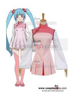 Ai Tenchi Muyo!Sasami Masaki School Pink Uniform Cosplay Costume