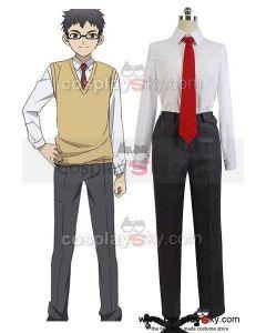 Ai Tenchi Muyo!Tenchi Masaki Uniform Outfit  Suit Cosplay Costume