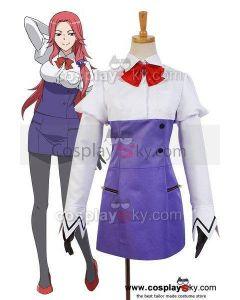 Ai Tenchi Muyo!Ukan Kurihara School Uniform Outfit Suit Cosplay Costume