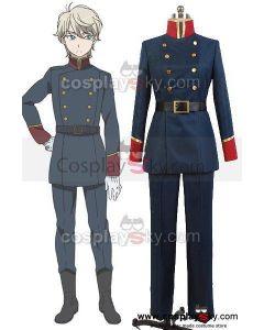 Aldnoah.Zero Slaine Troyard Uniform Cosplay Costume
