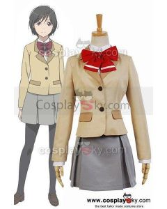 Aldnoah.Zero United Forces of Earth Inko Amifumi Cosplay Costume