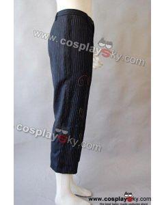 Alice In Wonderland Johnny Depp Mad Hatter pinstripe pants