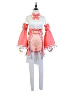 And You Thought There Is Never A Girl Online  Ako Tamaki Cosplay Costume