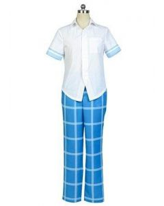 And You Thought There Is Never A Girl Online  Hideki Nishimura Cosplay Costume