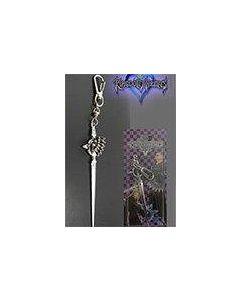 Anime Kingdom Hearts Metal Key Chain Cosplay #02