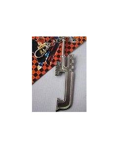 Anime Kingdom Hearts Metal Key Chain Cosplay #05