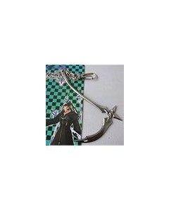 Anime Kingdom Hearts Metal Key Chain Cosplay #06
