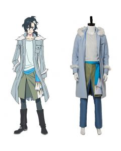 Anime Sirius the Jaeger Yuliy Cosplay Costume