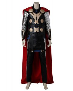 Avengers 2 Age of Ultron Thor outfit suit cosplay costume