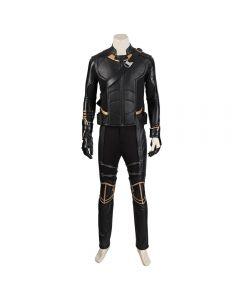 Avengers 4 Endgame Hawkeye Clinton Francis Barton Cosplay Costume