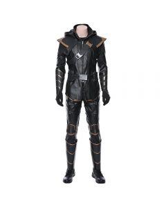 Avengers 4 Endgame Hawkeye Ronin Cosplay Costume