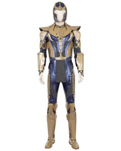 Avengers:Infinity War Thanos Outfit Battle Suit Cosplay Costume Whole set