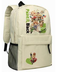 Axis Power Hetalia School Bag Backpack