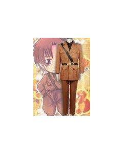 Axis Powers Hetalia 2P Italy Uniform Costume