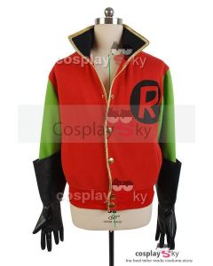 Batman: Thrillkiller Robin Coat  Cosplay Costume