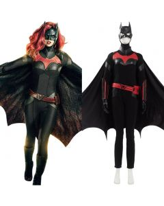 Batwoman Batgirl Kathy Kane Cosplay Costume
