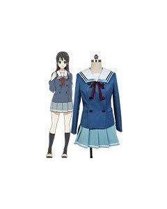 Beyond the Boundary Mitsuki Nase Cosplay Costume