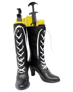 Black Butler Ciel Cosplay Boots Shoes