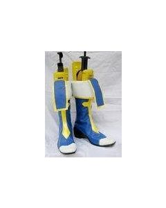 Blazblue Noel Vermillion Cosplay Boots Shoes