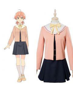 Bloom Into You Yuu Koito Cosplay Costume Girls School Uniform