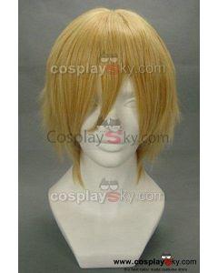 Blue Exorcist Shima Renzou Cosplay Wig