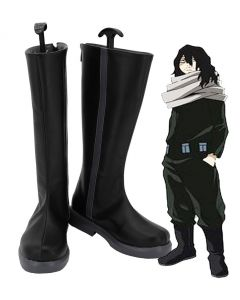 Boku no Hero Academia My Hero Academia Eraserhead Shota Aizawa Cosplay Shoes Boots