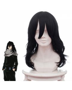 Boku no Hero Academia My Hero Academia Eraserhead Shota Aizawa Cosplay Wigs