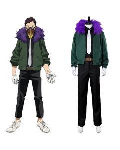 Boku no Hero My Hero Academia  Kai Chisaki Cosplay Costume