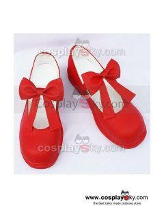 Cardcaptor Sakura Kinomoto Sakura Cosplay Shoes