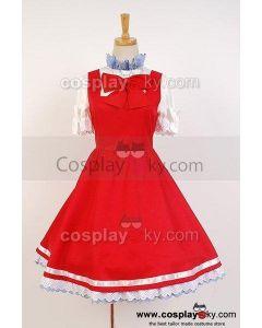 CardCaptor Sakura Sakura Kinomoto Dress Outfit Cosplay Costume