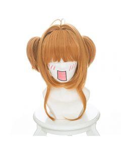 CardCaptor Sakura Sakura Kinomoto Wig Cosplay Wig