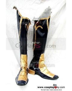 Castlevania Hector Cosplay Boots Shoes Custom-Made