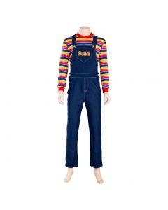 Child's play Glenn Adult Cosplay Costume