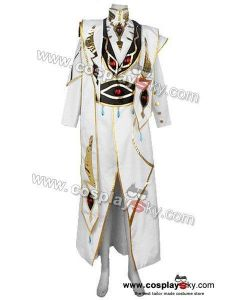 Code Geass: Lelouch of the Rebellion Emperor Cosplay Costume