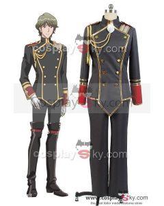 Cute High Earth Defense Club LOVE! Conquest Club Ibushi Arima Uniform Cosplay Costume