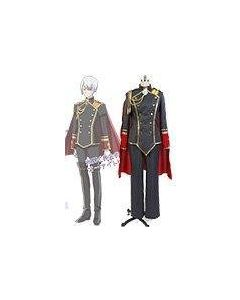 Cute High Earth Defense Club LOVE! Conquest Club Kinshirou Kusatsu Uniform Cosplay Costume