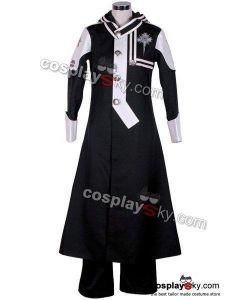 D.Gray Man Allen Cosplay Costume