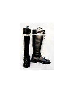 D.Gray-man Allen Walker Cosplay Boots Shoes Custom Made