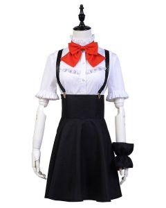 Dagashi Kashi Hotaru Shidare Cosplay Costume