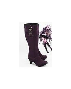 Danganronpa Ky ko Kirigiri Cosplay Boots Shoes Custom Made