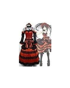 DATE A LIVE Kurumi Tokisaki Astral Dress Cosplay Costume