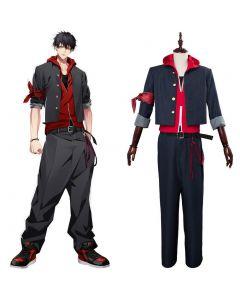 DRB Division Rap Battle Yamada Ichiro The Dirty Dawg Cosplay Costume