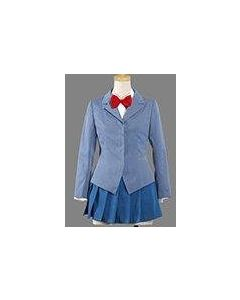 Durarara!! Anri Sonohara School Girl Uniform Cosplay